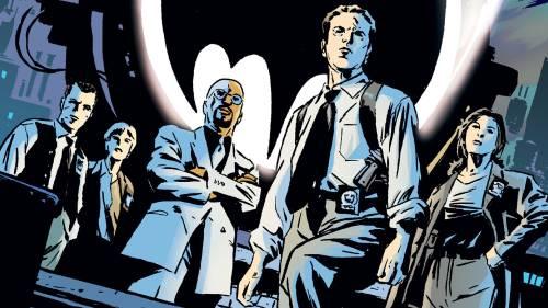 Gotham central-DC